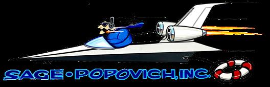 Sage Popovich logo
